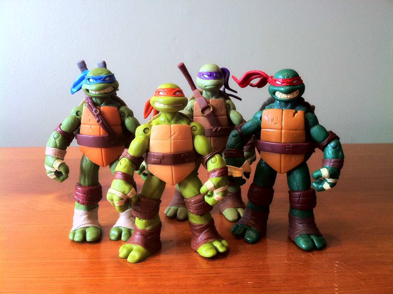 Teenage Mutant Ninja Turtles 2012 Neuralizer Toy : Unpunched teenage mutant ninja turtles