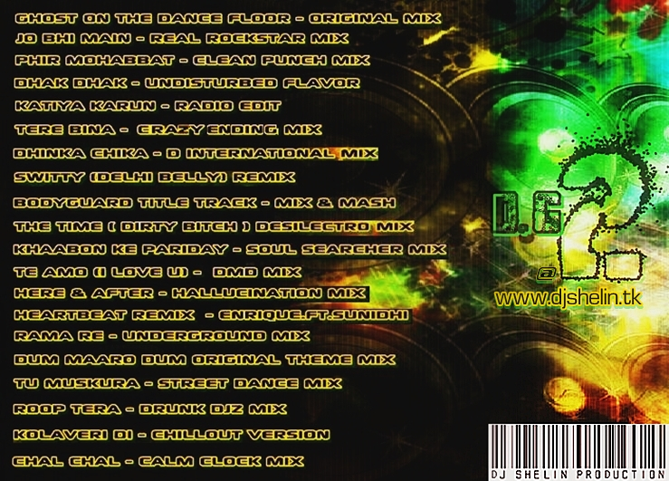King of remixes for 1234 get on the dance floor dj mix