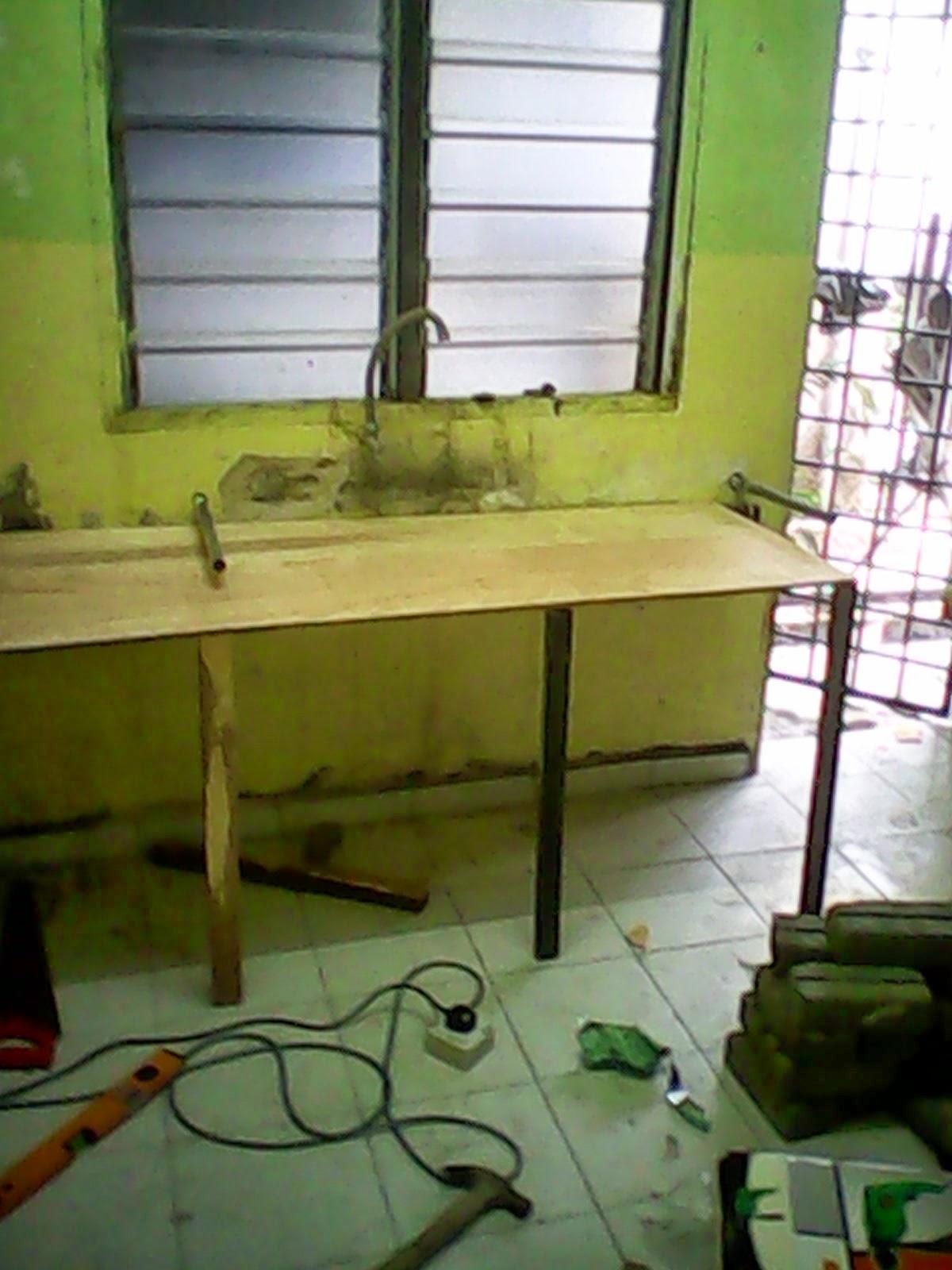 Macam macam ada kabinet dapur buat sendiri kitchen cabinet for Bikin kitchen set sendiri