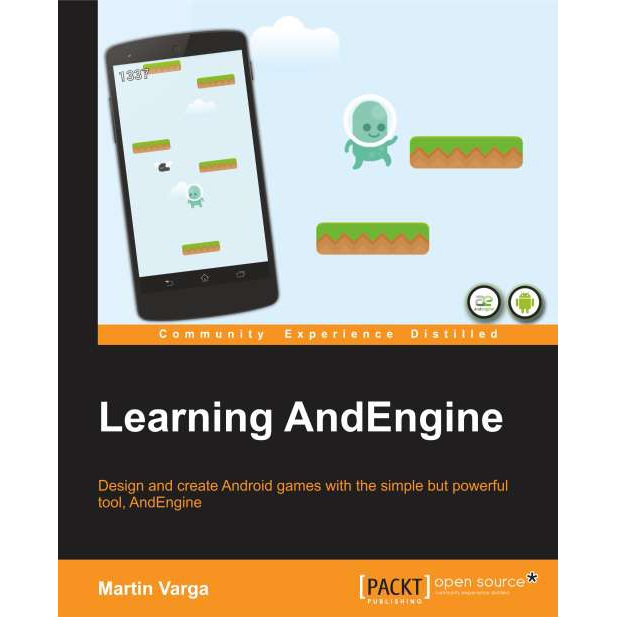 Learning AndEngine book cover