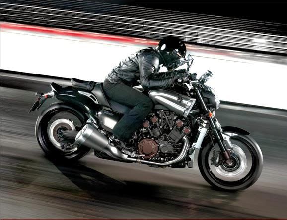 """Spesifikasi Yamaha """"Monster"""" VMAX"""