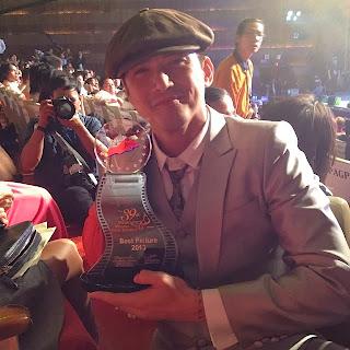 Robin Padilla MMFF 2013 Best Actor winner