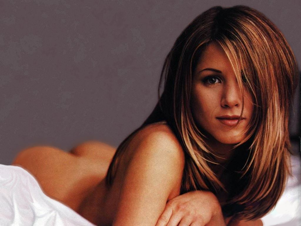 Hot And Sey Jennifer Aniston Posing Nude Showing Her Bums
