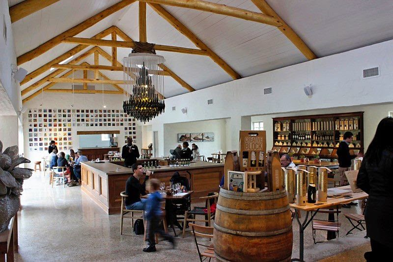 Spier wines Stellenbosch, South africa