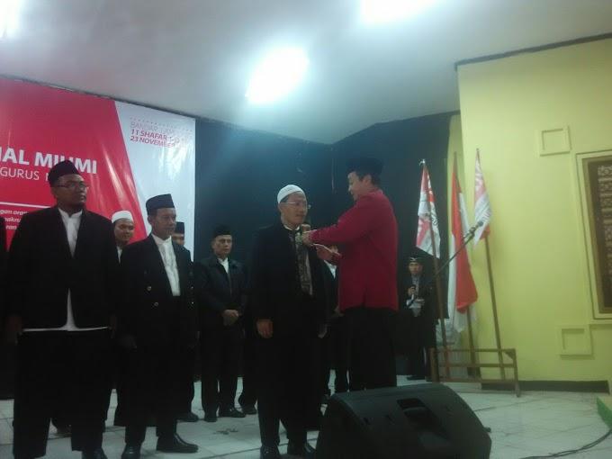 Ustadz Bachtiar Nasir Lantik MIUMI Lampung