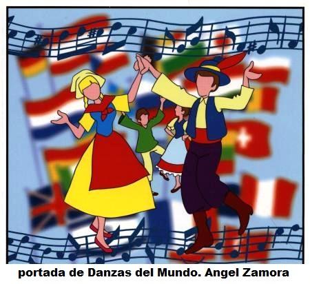 Musica en la escuela una fiesta 2 DANZAS DEL MUNDO I