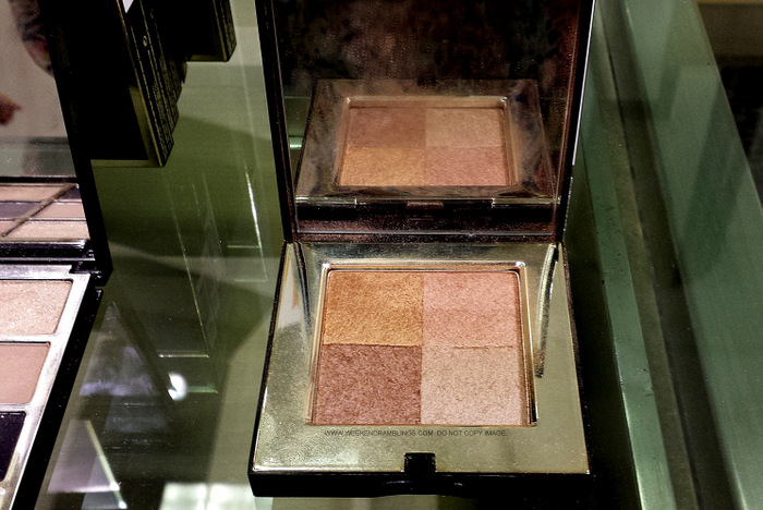 Bobbi Brown Nude Glow Shimmer Brick Holiday 2013 Makeup Collection Indian Beauty Blog Photos Swatches