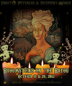 Broomsticks on The Bayou 2013