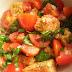 Summer in a Bowl, or, Panzanella Gluten Free!