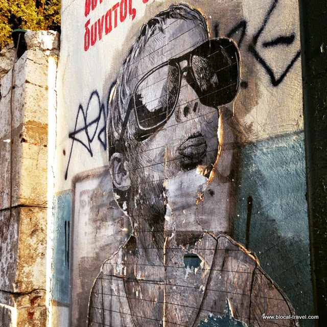 STMTS street art athens greece