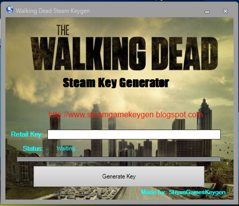 The Walking Dead Key Generator   Review