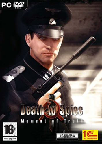 Death to Spies: Moment of Truth - FULL / ENG / SKIDROW