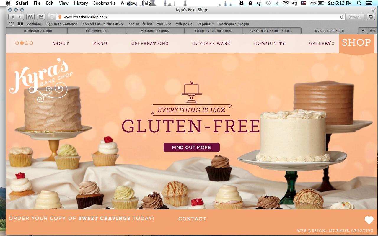 Gluten-free Love!