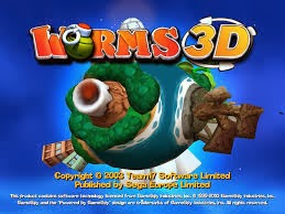 Free Download Worms 3D Full Version PC Games