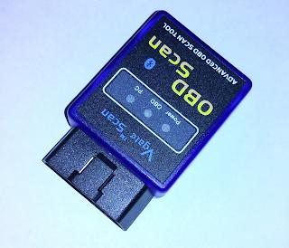ELM327 OBD Adaptor
