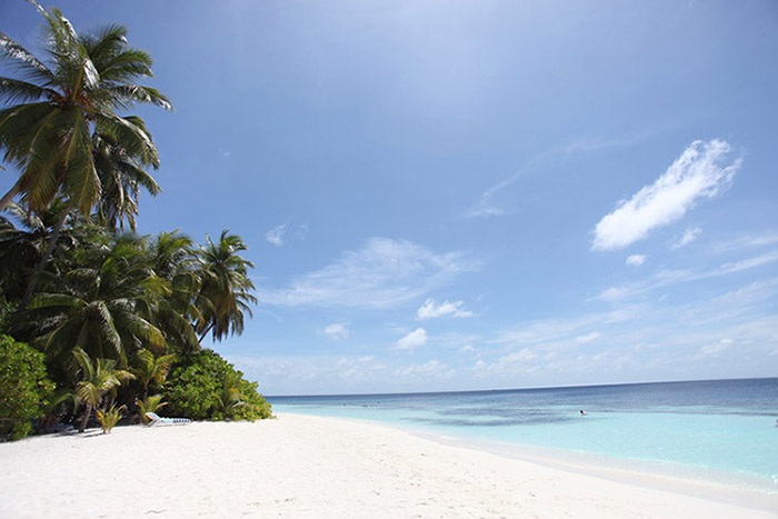 The Maldives a Perfect Romantic Beach Vacation Destination