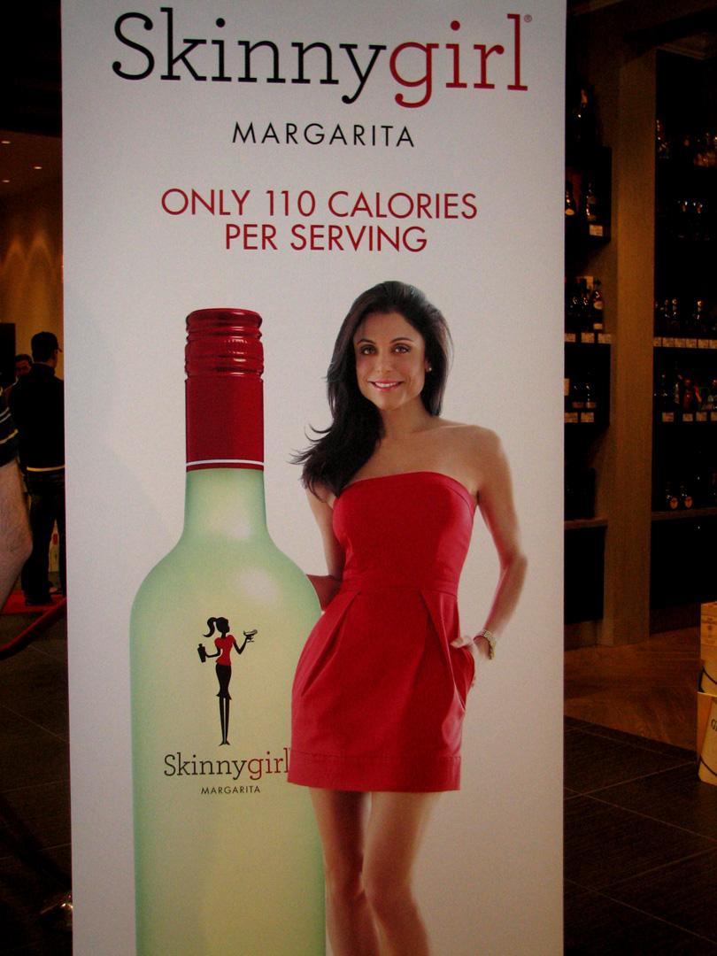 Pink i Love You: The Skinny Girl Margarita
