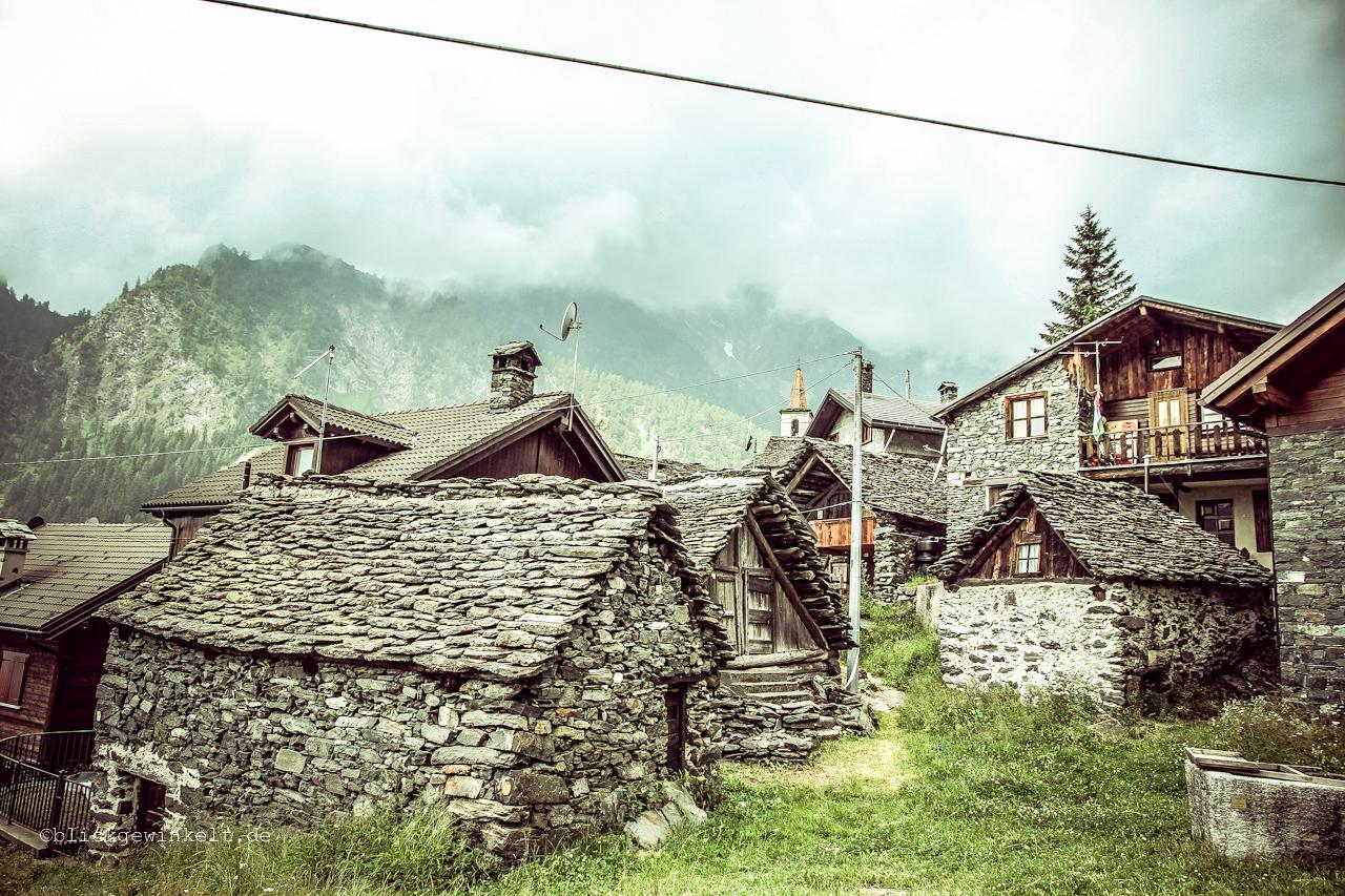 Cheggio, Antronatal, Piemonte