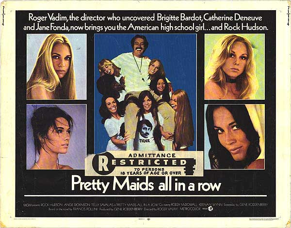 """Pretty Maids All in a Row"" (1971)"