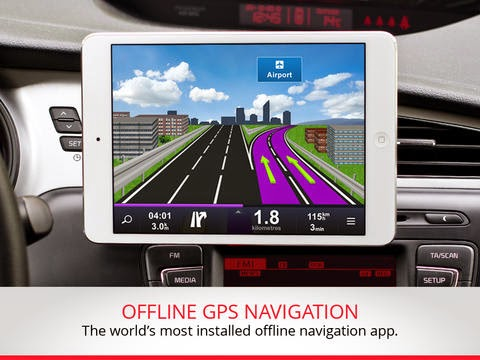 Download Maps & GPS Navigation by Sygic APK-iOS 14.0.2 Installed Offline Maps