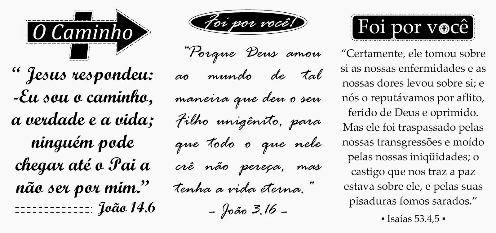 Imagens Cristãs Cartazes Para Evangelização Para Você Baixar E Imprimir