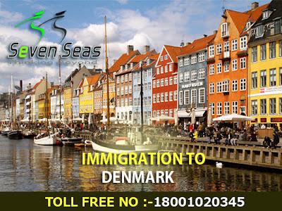 Immigration to Denmark, Denmark Immigration Consultant, Denmark Immigration consultant in Delhi, Seven seas, seven seas immigration consultant