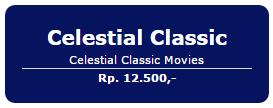 Paket tambahan Indovision terbaru Celestial Classic Movies Rp 12.500/bln