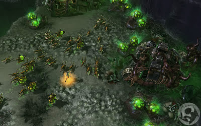 Free Download StarCraft II Heart of the Swarm For PC Game