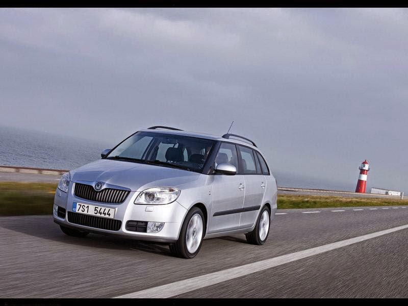 skoda fabia combi model year 2008 news cars new. Black Bedroom Furniture Sets. Home Design Ideas