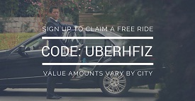 Free Ride By Uber