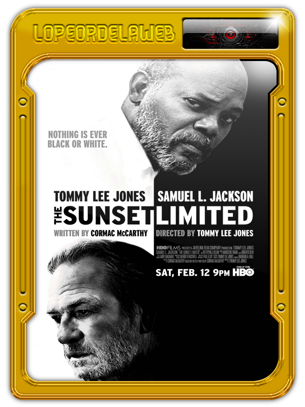 Sunset Limited (Al Borde Del Suicidio) (2011) [ BrRip-Dual ]