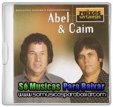 abel+cain CD Abel e Caim – Raízes Sertanejas