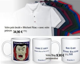 Idées Cadeaux: Polos et Mugs