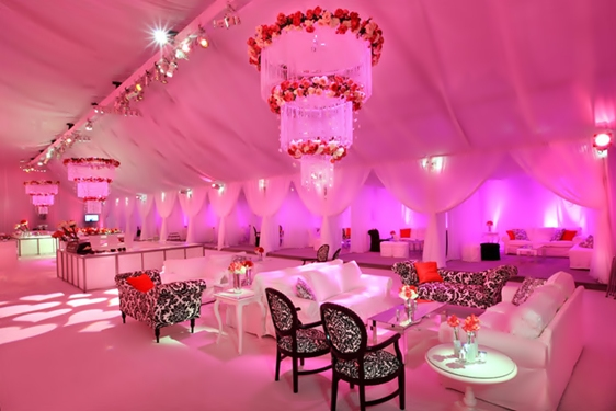 DECORACION BODA MATRIMONIO COLOR ROSADO TONOS ROSAS WEDDING PINK CASAMENTO EM ROSA