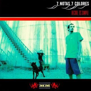 7 Notas 7 Colores - Hecho Es Simple (1997) (España)