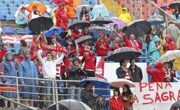 Baños Arabes Aljibe Granada:Granada CF 1931: La salvación será en casa