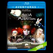 Alicia en el país de las maravillas (2010) BRRip 720p Audio Dual Latino-Ingles