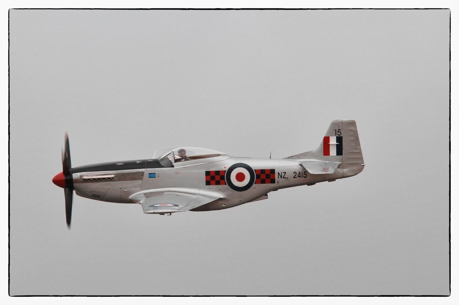 Wings over Tauranga - P51D Mustang