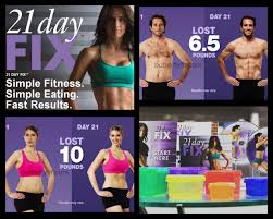 21 Day Fix Video