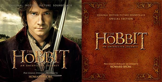 The Hobbit, BSO