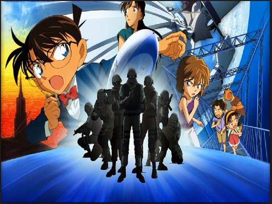 Download Subtitles Indonesia Detective Conan Movie 3 Live Action