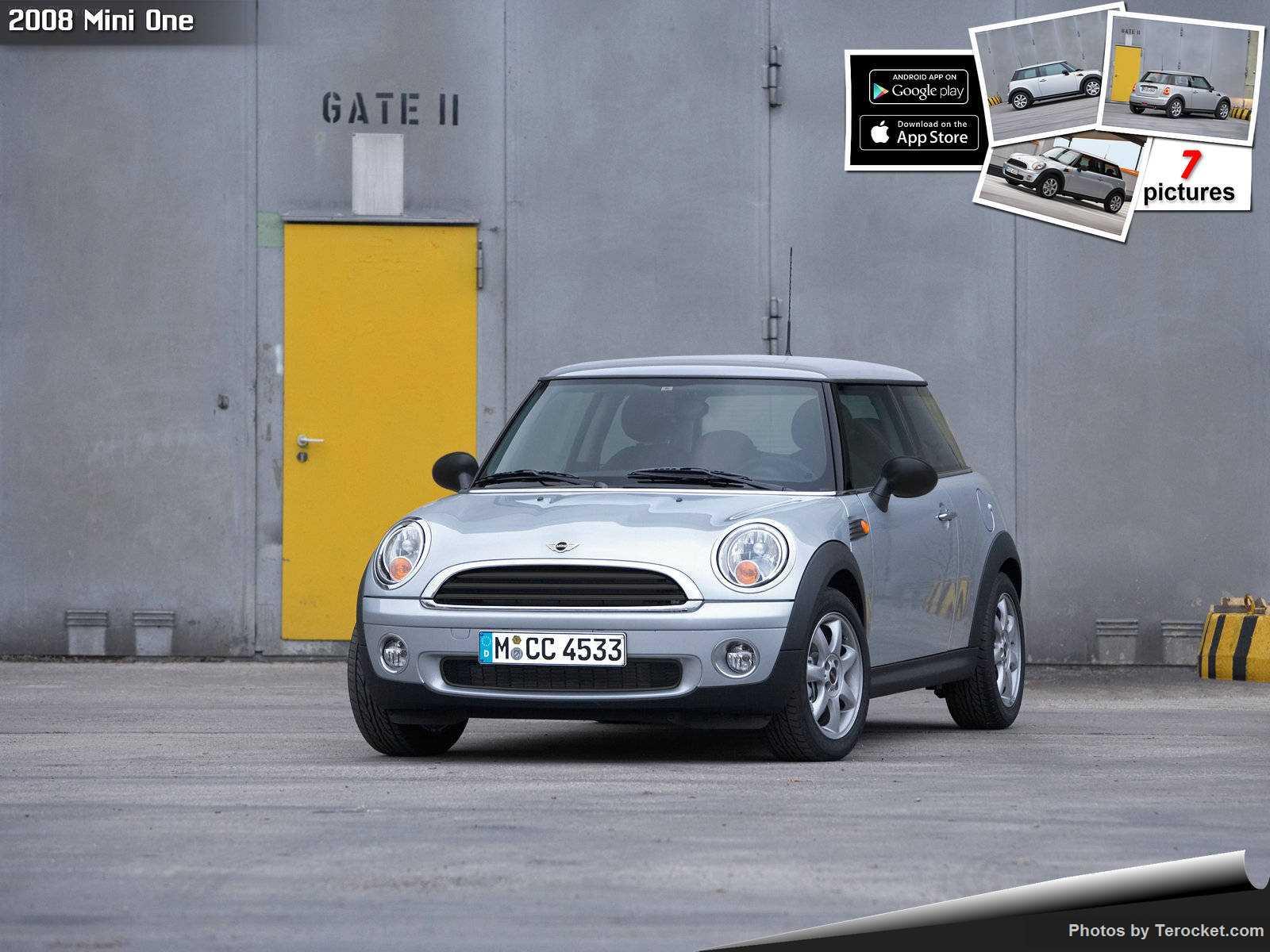 Hình ảnh xe ô tô Mini One 2008 & nội ngoại thất