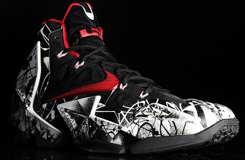 "NBA 2K14 Nike LeBron 11 ""Graffiti"" Shoes Patch - NBA2K.ORG b0e196342"