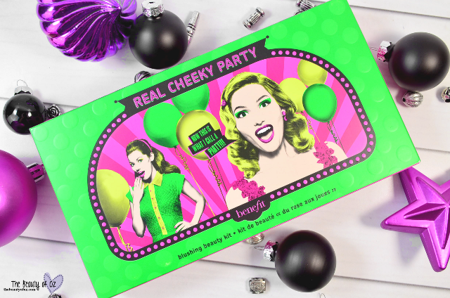 Benefit Real Cheeky Party Set zu gewinnen