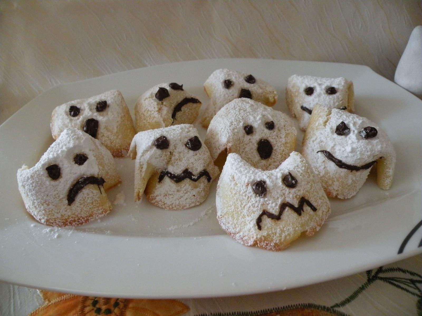 Kochen mit herz halloween spezial - Halloween muffins dekorieren ...