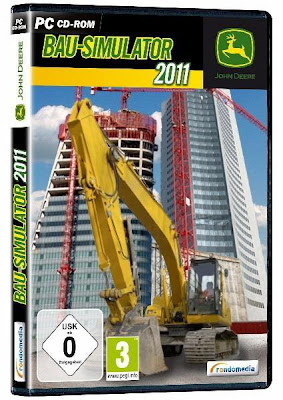 John Deere - Bau-Simulator 2011