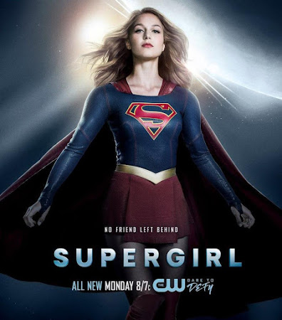 Poster Of Supergirl Season 04 2018 Watch Online Free Download