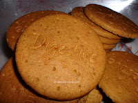 galletas digestives