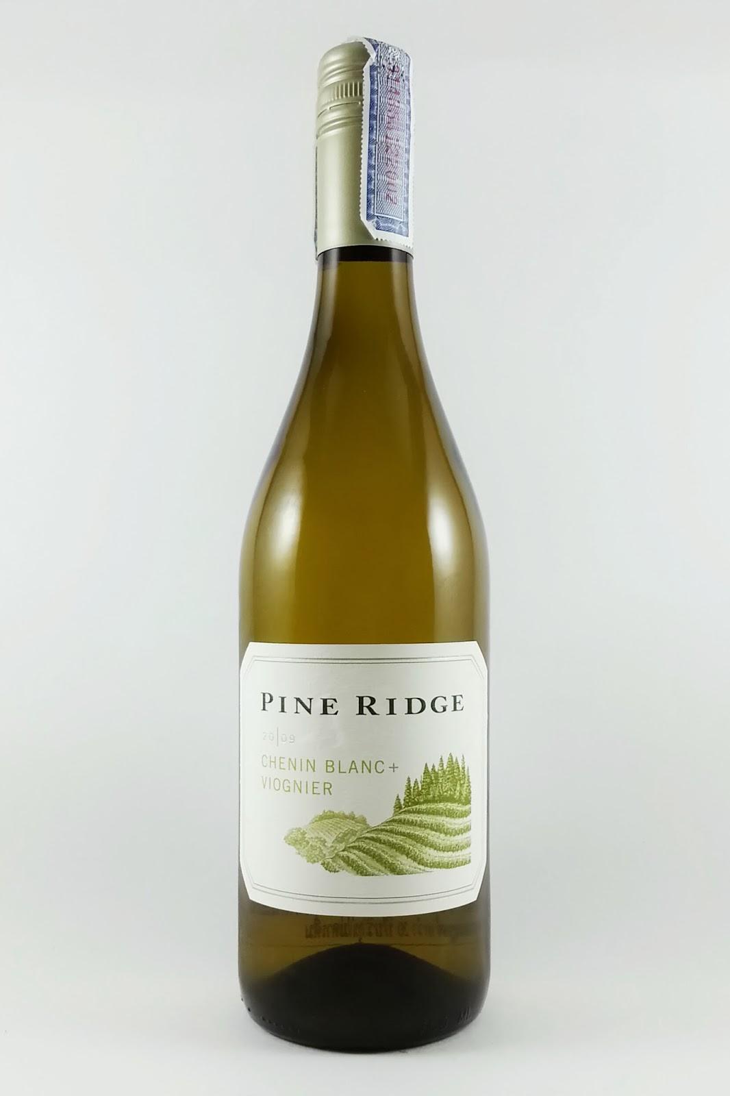 Deadly bunny chubby penguin pine ridge chenin blanc for Chenin blanc