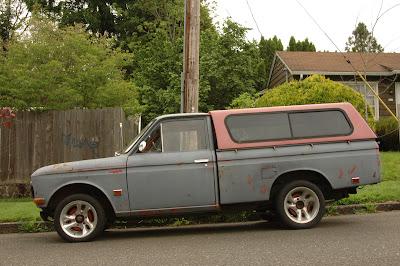 1966 Datsun 520 Pickup.